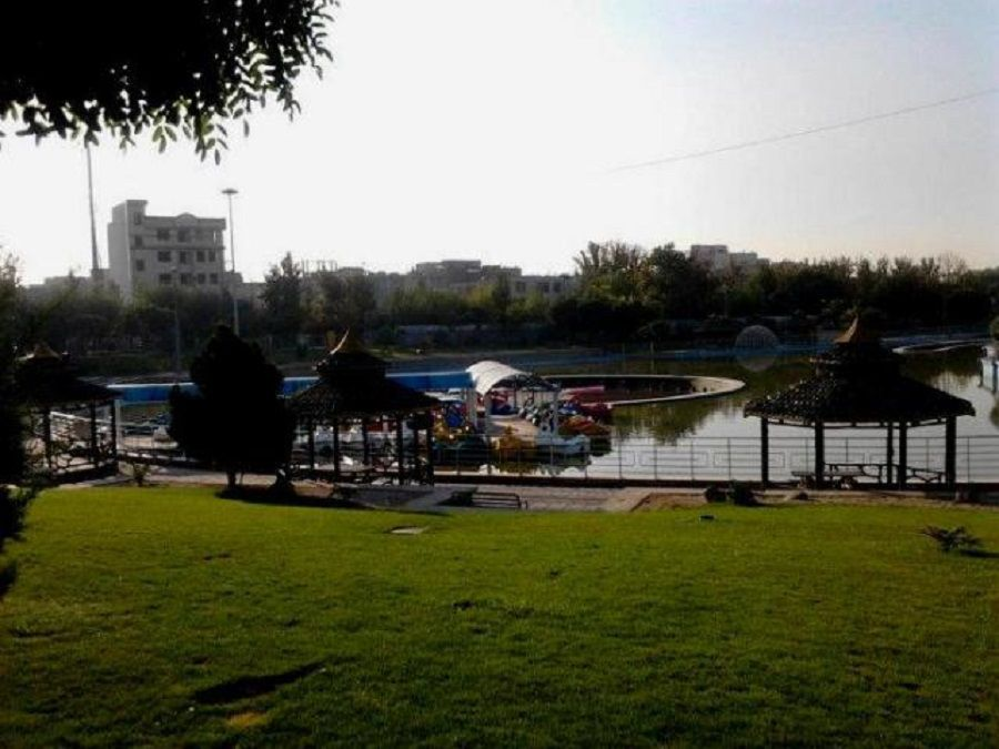 بوستان المهدی تهران