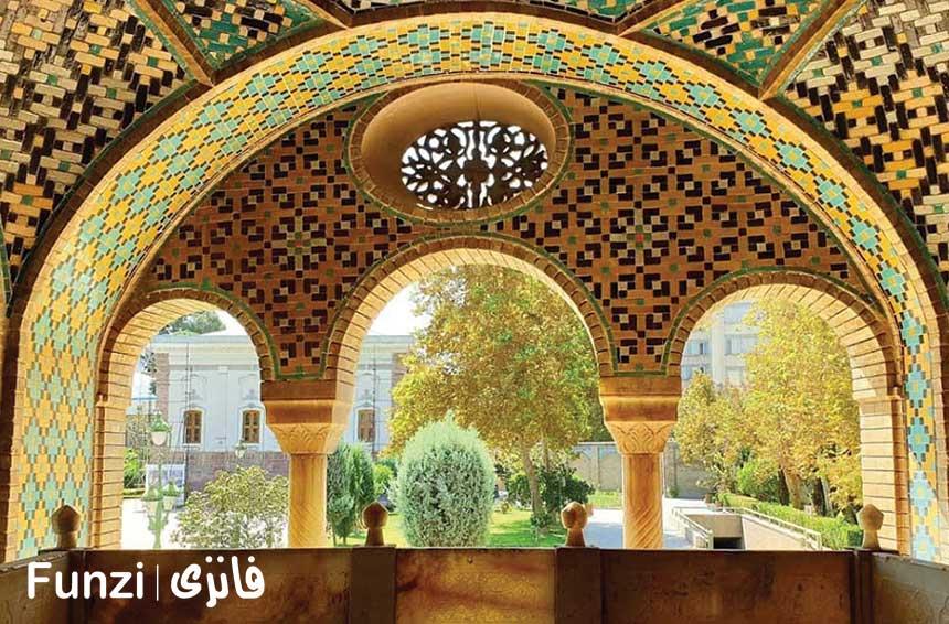 خلوت کریمخانی در کاخ گلستان