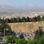 پارک سرخه حصار تهران