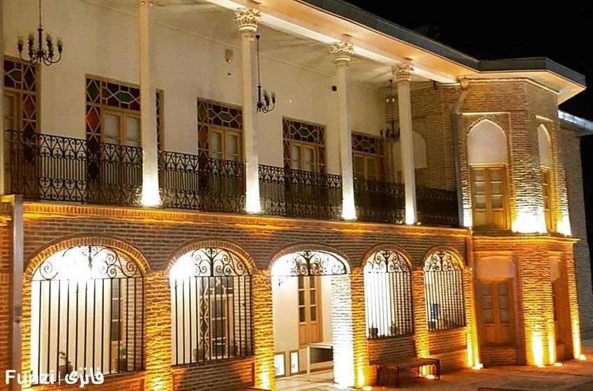 عمارت ارباب هرمز موزه