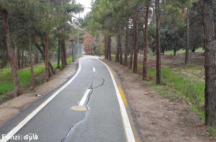 پارک جیتگر تهران