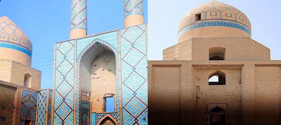 آرامگاه سلطان بخت آغا در اصفهان