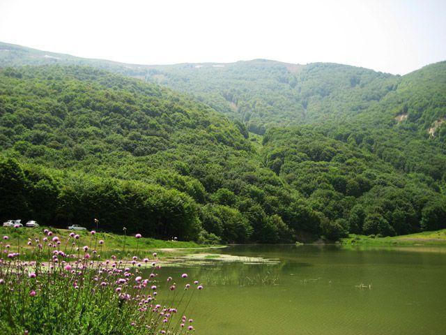 استخر طبیعی ویستان فانزی