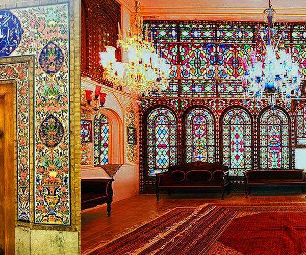 انگورستان ملک شهر اصفهان