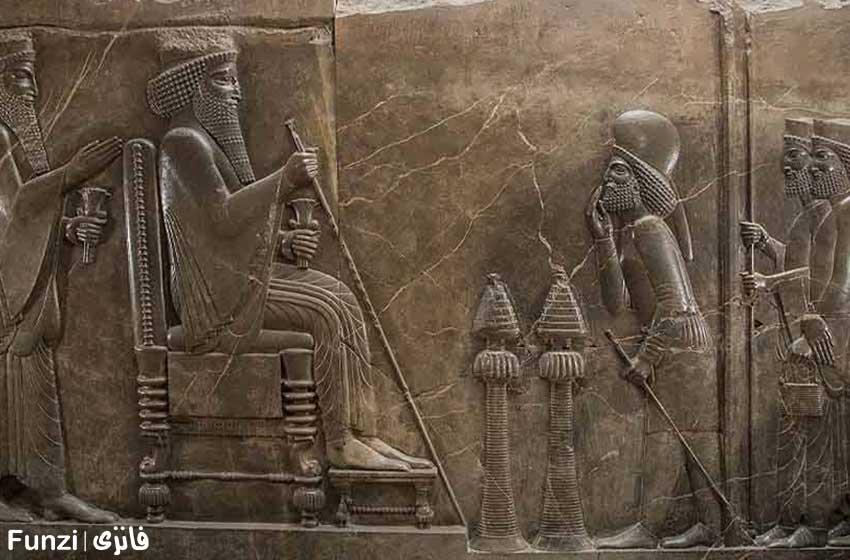 دوره هخامنشی موزه ملی ایران