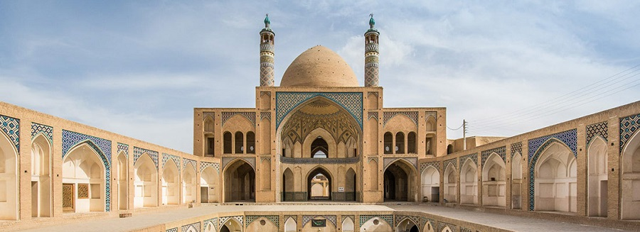 شهر کاشان |چندپرگردی