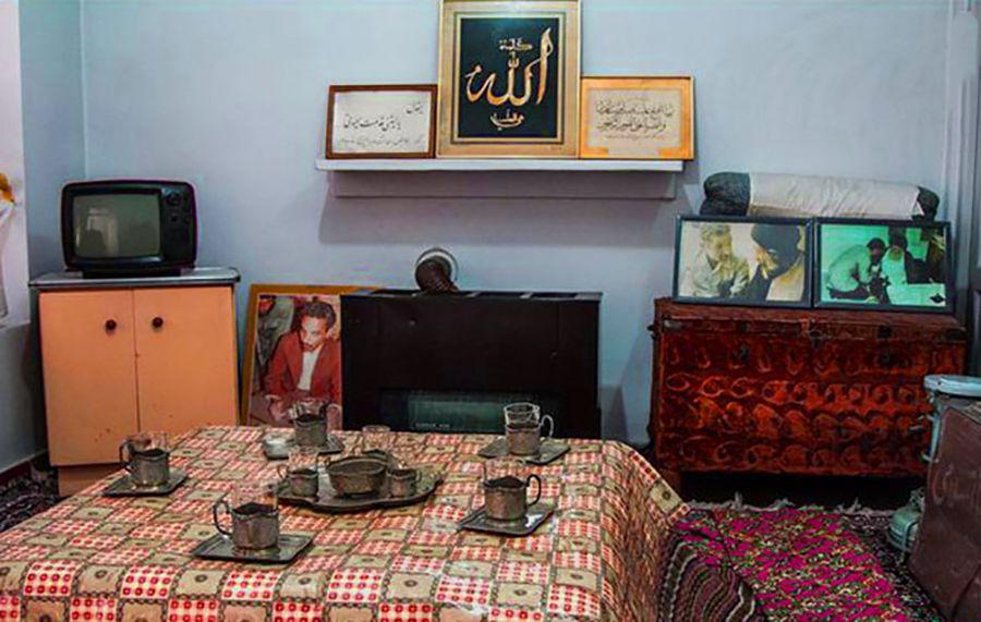 موزه خانه شهید رجایی