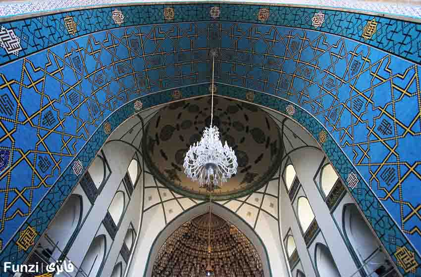 مسجد گوهر شاد در مشهد