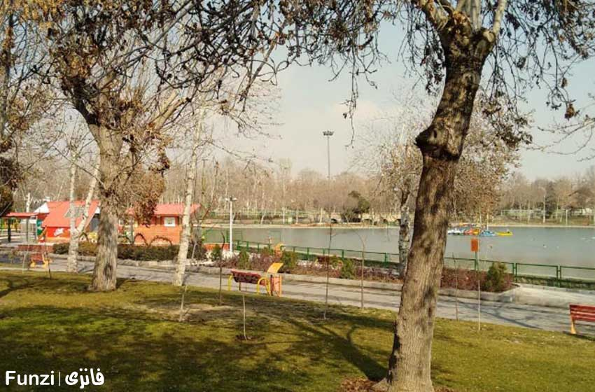 پارک بعثت تهران