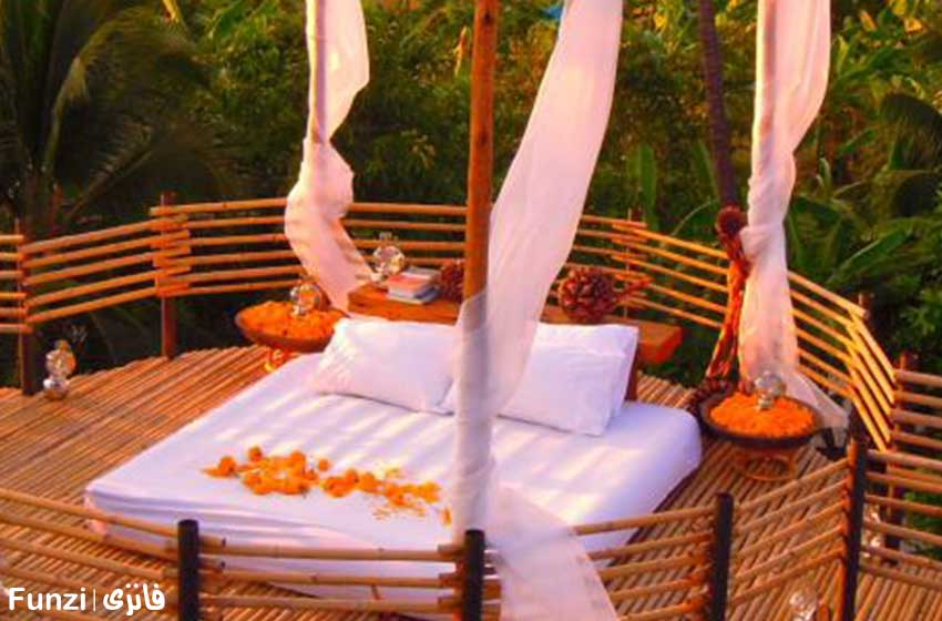 هتل درختی -خانه-بانگکوک-در-تایلند