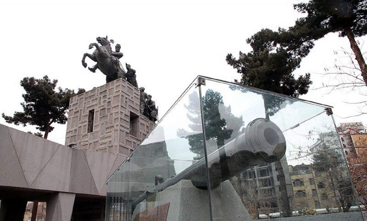 آرامگاه و باغ موزه نادر افشار ( موزه نادری ) - مشهد