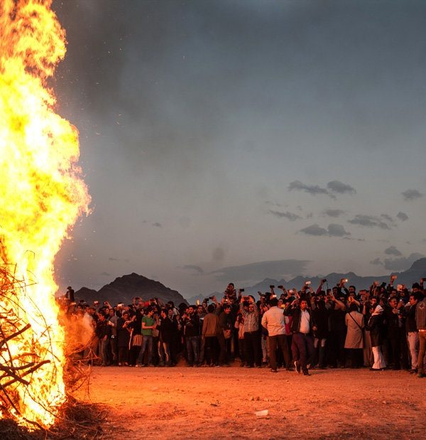 Zoroastrian-Sadeh-Festival