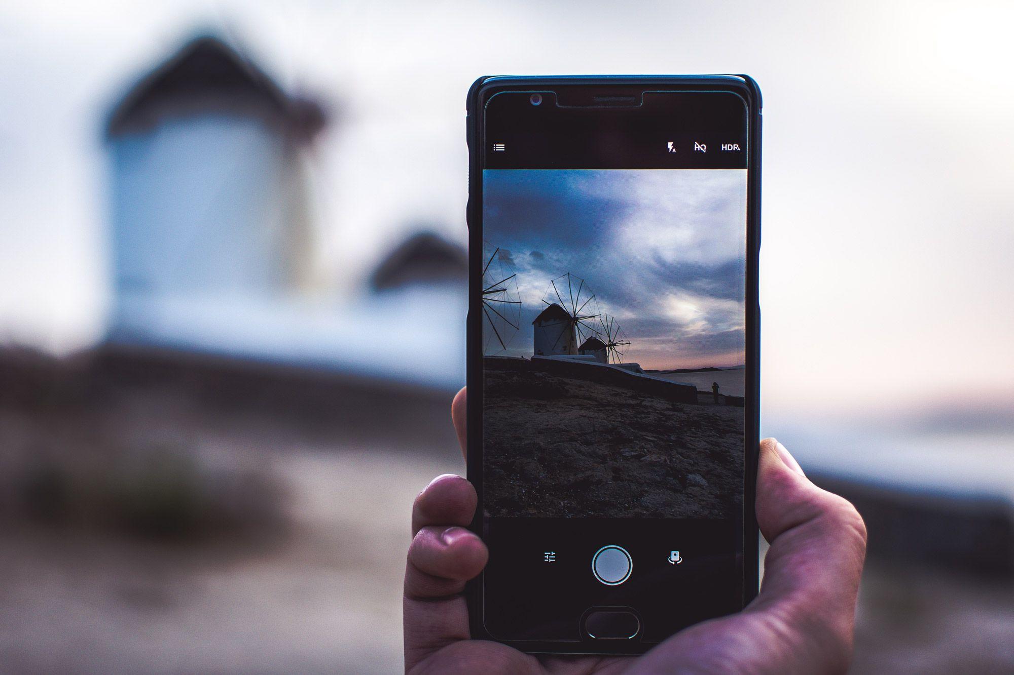 عکس گوشی هوشمند