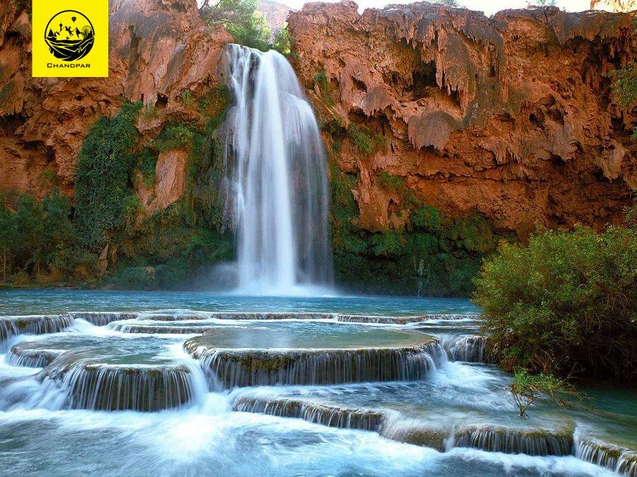 آبشار هاواسو در ایالات متحده ی آمریکا
