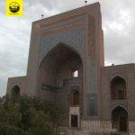 آرامگاه شیخ زین الدین ابوبکر علی تایباد