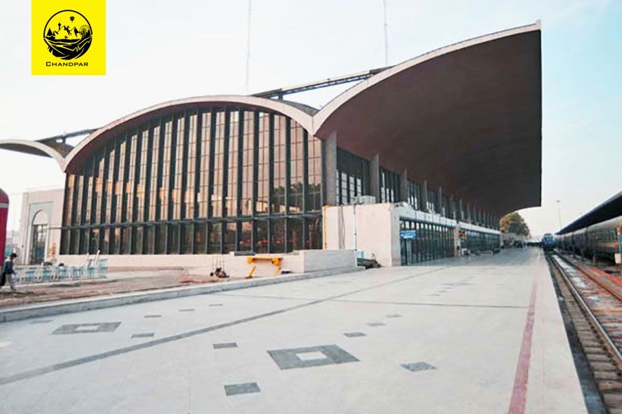 ایستگاه راهآهن مشهد