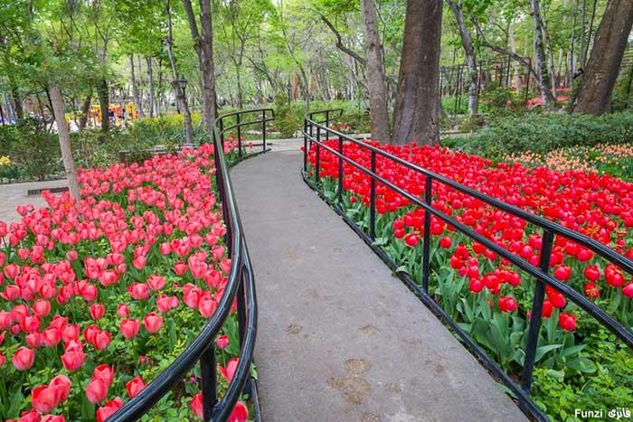 باغ ایرانی در تهران
