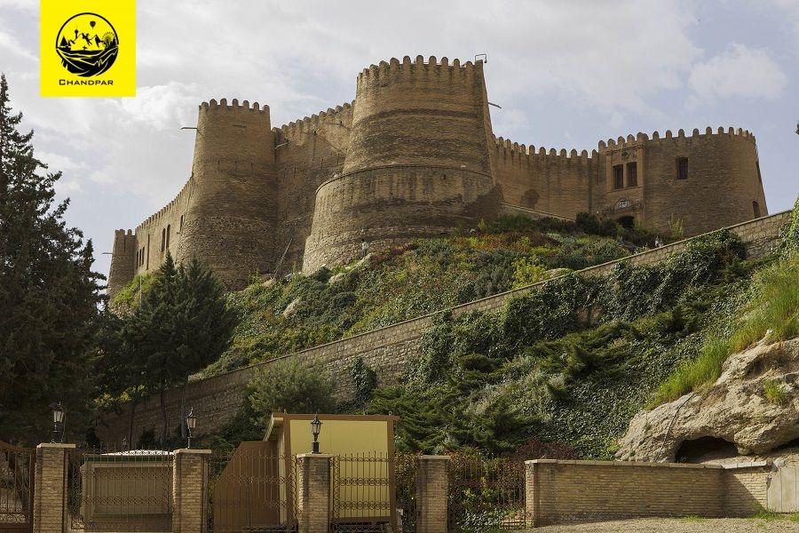 قلعه ی فلک الافلاک