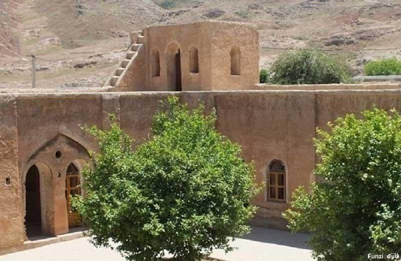 قلعه میرغلام هاشمی از مکان های دیدنی استان ایلام
