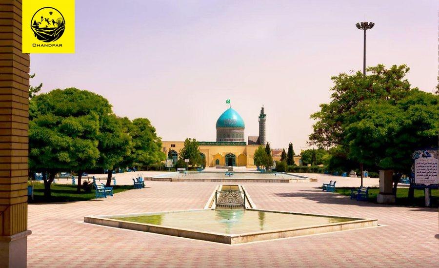 مسجد و آرامگاه حمزه