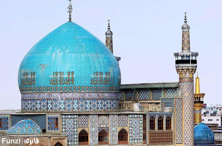 مسجد گوهر شاد 1