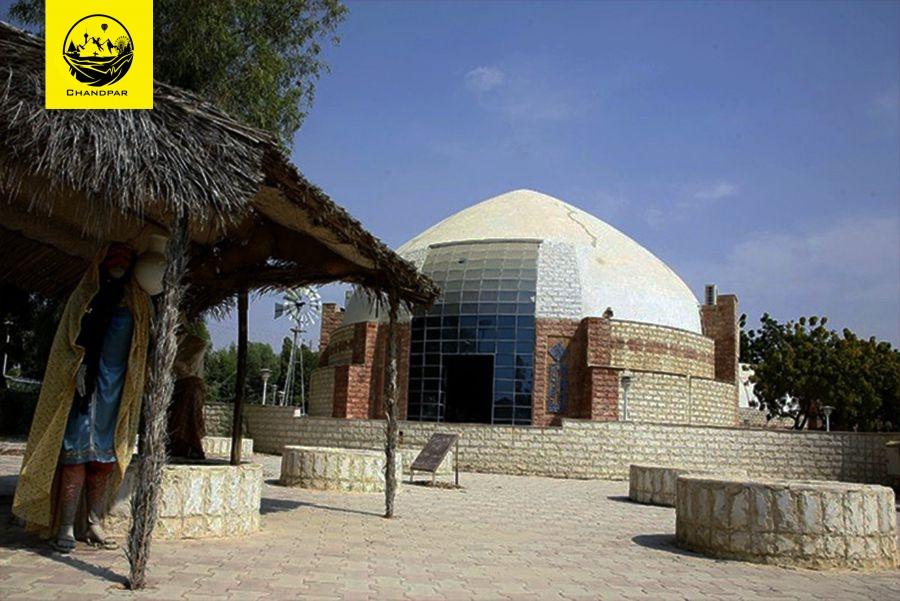 موزه اب بندرعباس
