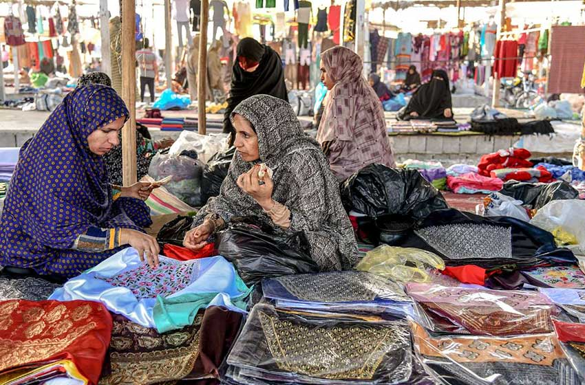 پنج شنبه بازار میناب