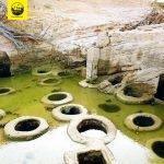 چاههای آب یا طلا