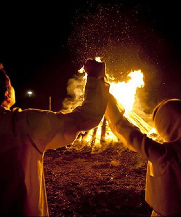 چهارشنبه سوری از جشن های ایران باستان