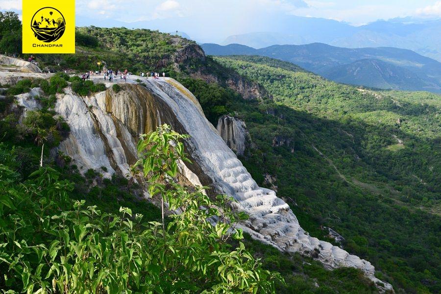 استخر طبیعی Hierve el Agua