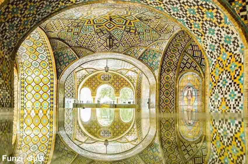 تالار آینه کاخ گلستان