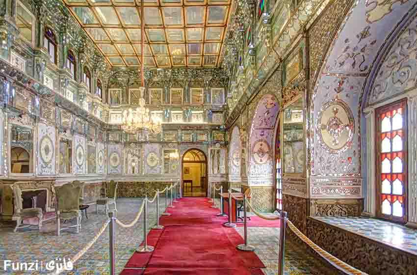 کاخ گلستان شمس العماره