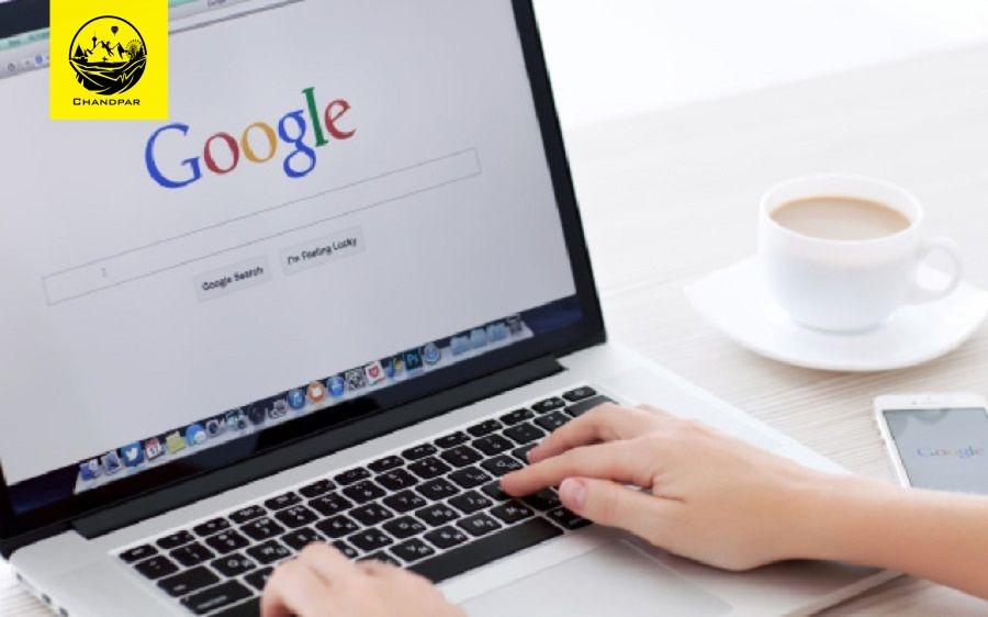 جست و جو کردن در اینترنت
