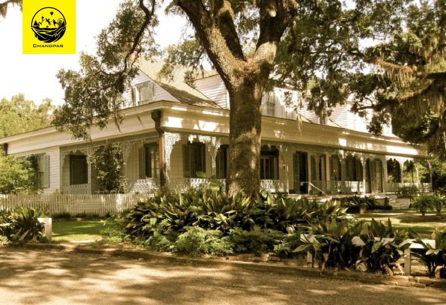 خانه The Myrtles Plantation