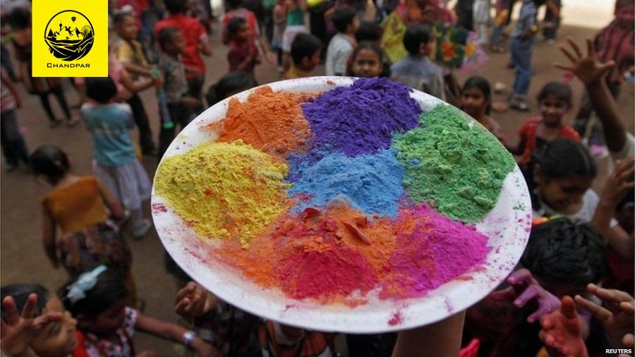 رنگ در هندوستان