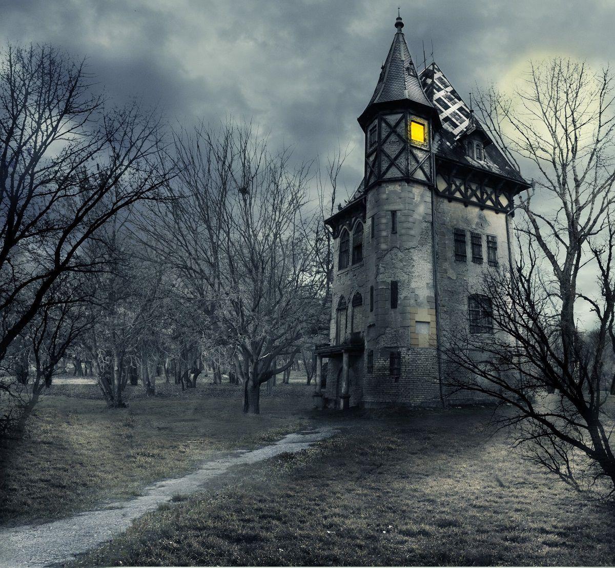 مکان های ترسناک