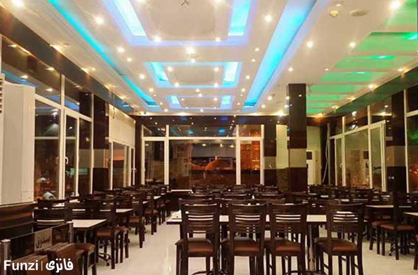 رستوران پاساژ میلاد نور