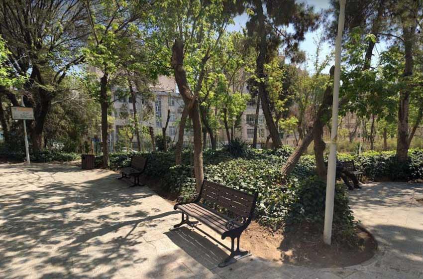 پارک شفق تهران
