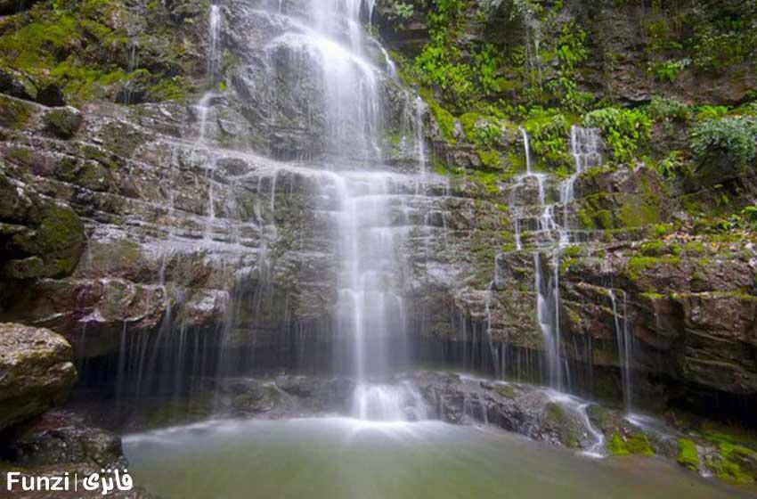 آبشار ناران لواسان