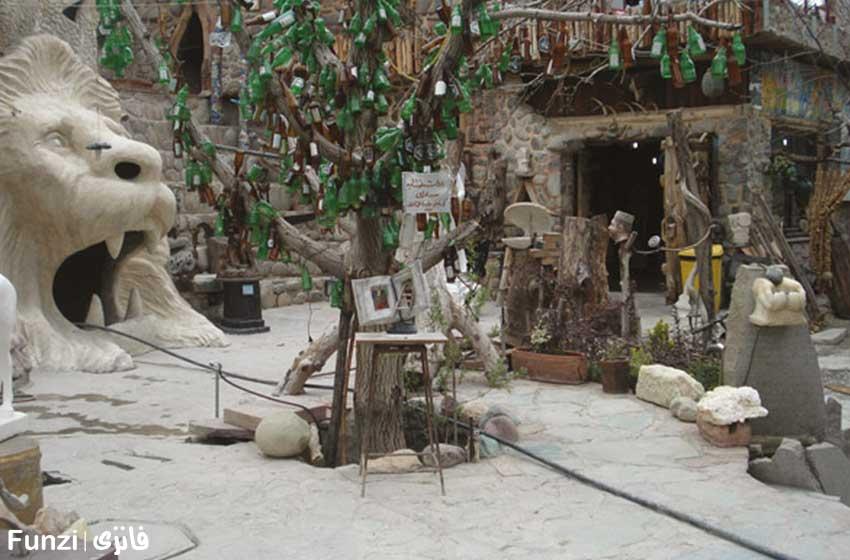 غار موزه وزیری لواسان