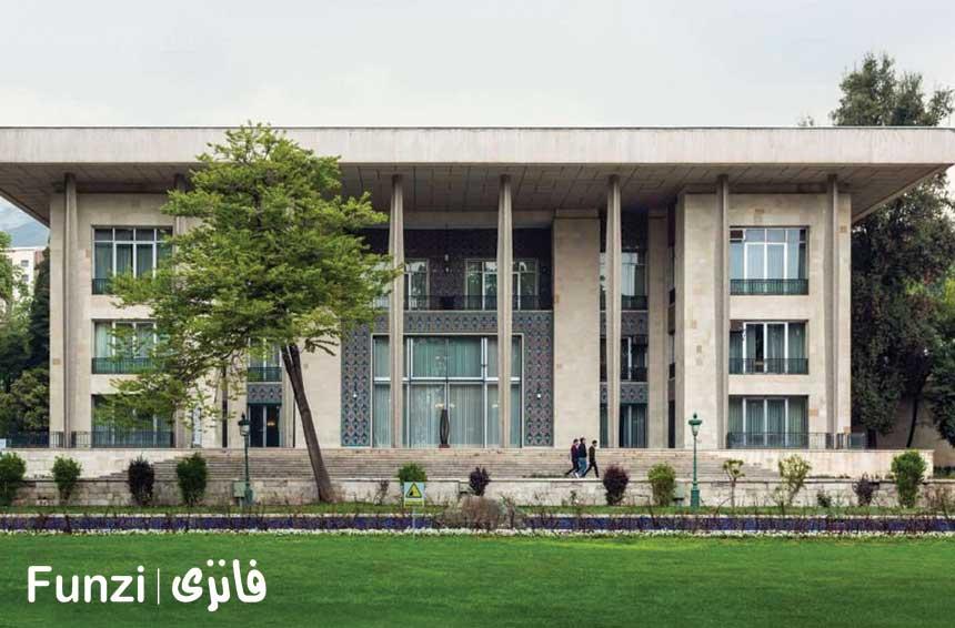 موزه جهان نما در کاخ نیاوران