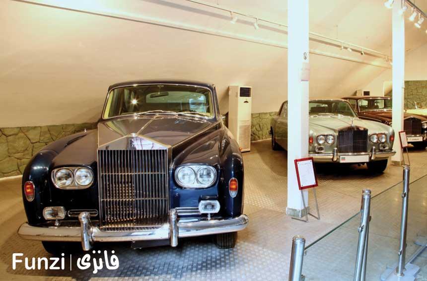 موزه خودروهای کاخ نیاوران