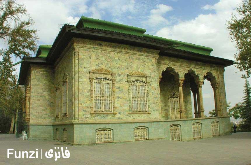 کاخ سبز رویایی، کاخ سعدآباد 1