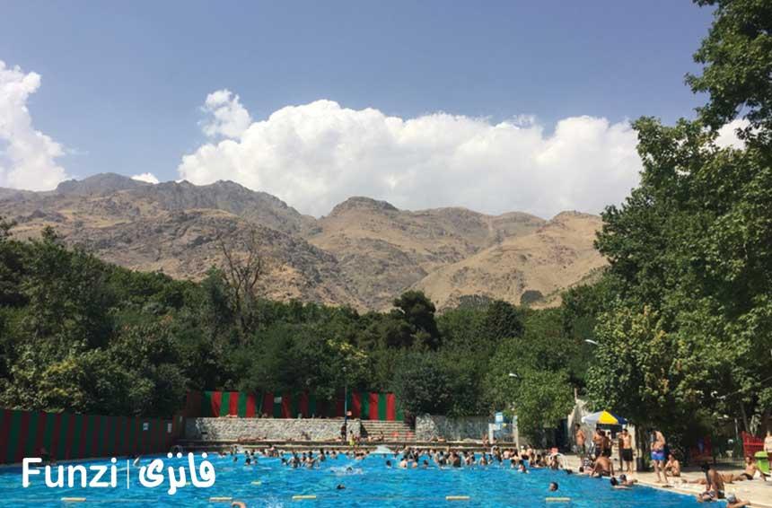 اردوگاه شهید باهنر تهران