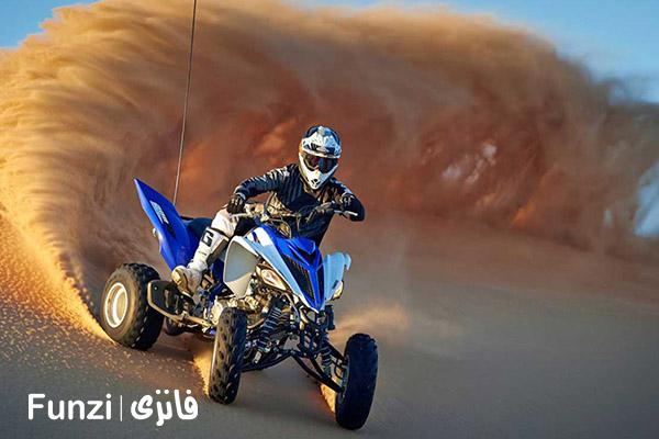 باشگاه موتورسواری صحرایی | جاهای دیدنی تهران