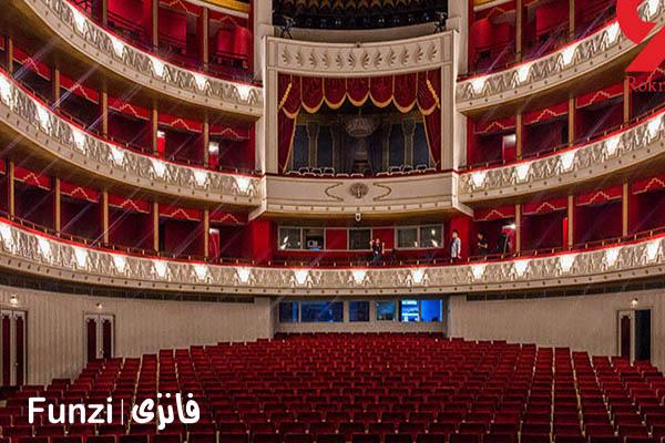 تئاتر شهر، یک جای دیدنی و فرهنگی در تهران
