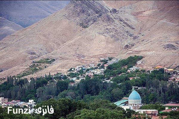 مسجد جامع دماوند، یکی از جاهای دیدنی دماوند