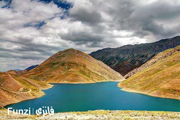دریاچه تار و هویر، 2 تا از جاهای دیدنی دماوند
