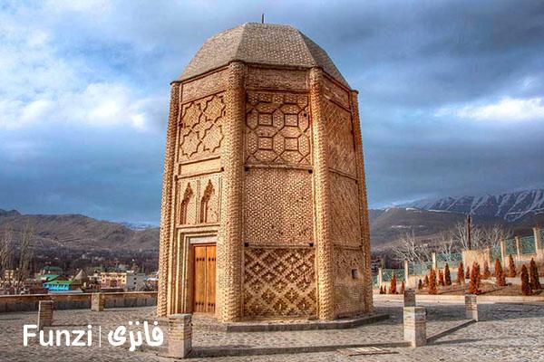 برج شبلی | جاهای دیدنی دماوند
