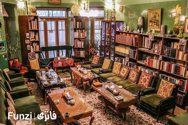 خانه دکتر حسابی | جاهای دیدنی تهران